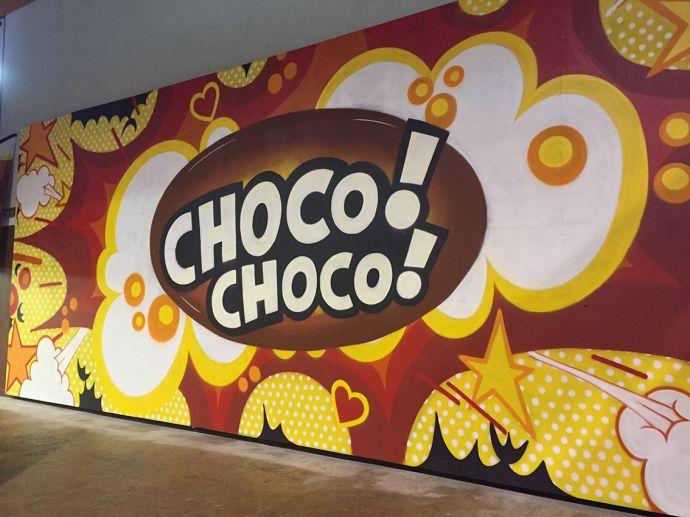Choco ! Choco ! Xtreme Xperience