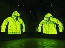 TEN C indoor projection